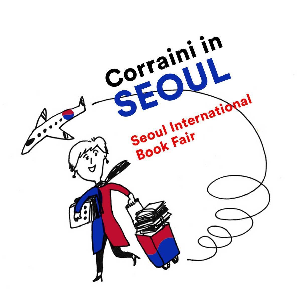 Corraini Edizioni alla Fiera Internazionale del Libro di Seoul