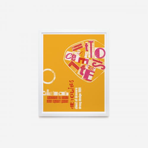 Grafici Mobili | Claude Marzotto