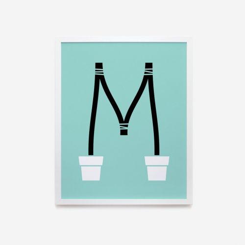 Designing letters | M