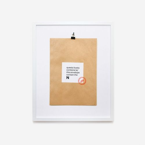 Designing letters | N